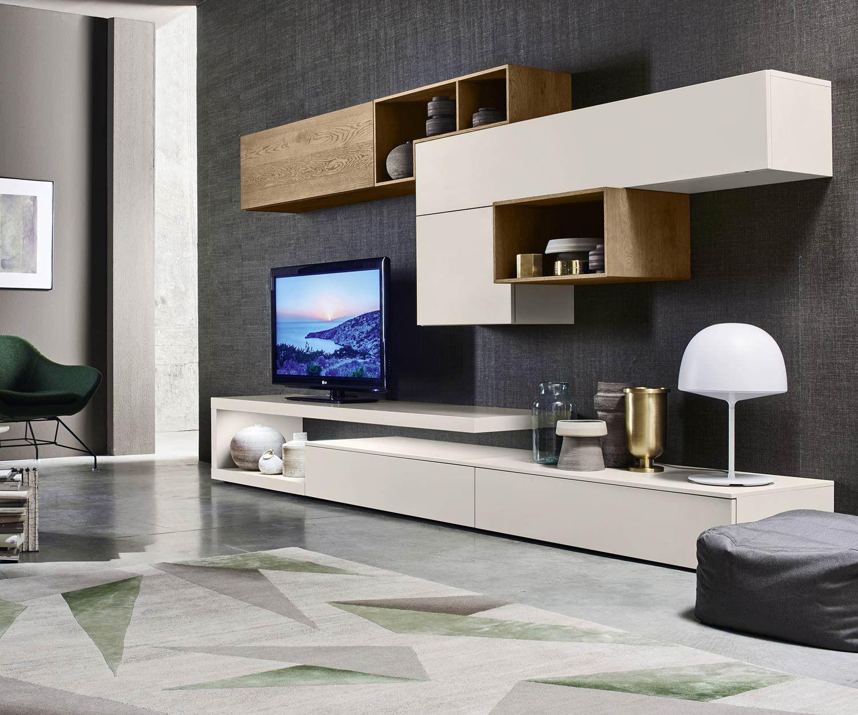 Livitalia Wohnwand C22 Wohnen Haus Innenarchitektur Und Ikea