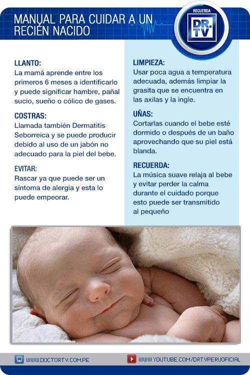 Manual Para Cuidar A Un Recien Nacido Masajes Para Bebes Recien