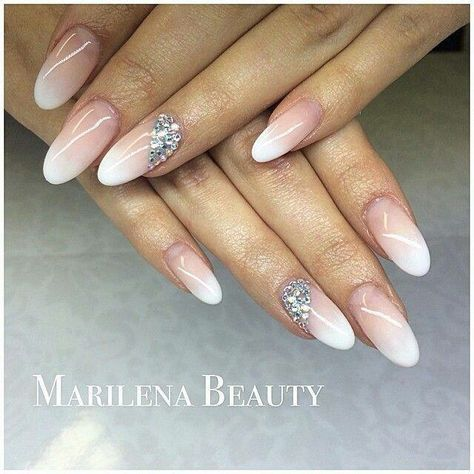 Photo of Image result for bridal nails