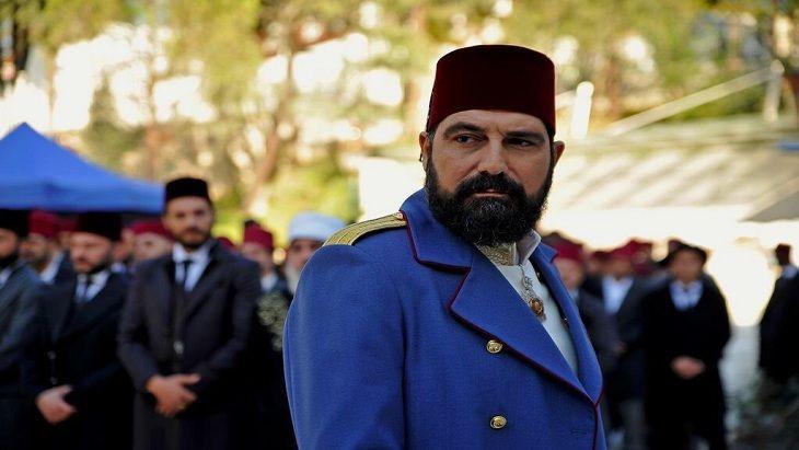 مسلسل السلطان عبد الحميد الثانى - الحلقة 42 الثانية والاربعون مترجمة للعربية HD
