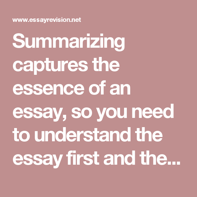Essay analytical thinking