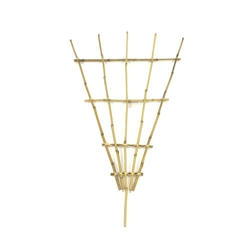 Lattice Makers 1200mm Bamboo Fantail Bamboo Trellis Lattice Bamboo