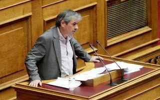 Καρφί Πετράκου για την ηγεσία του ΣΥΡΙΖΑ