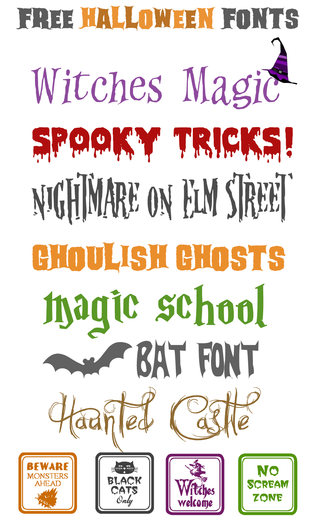 free halloween fonts | font | pinterest | ハロウィンの飾り付け