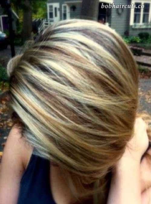 20 Highlighted Bob Hairstyles 2 Bobhaircuts Hairstyles