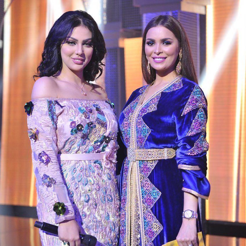 كون كيتفرج فالبرايم الأول من لآلة العروسة مع الجميلة المتألقة ابتسام تسكت Ibtissamtiskatofficial Al Aoul Fashion Moroccan Caftan Oriental Fashion