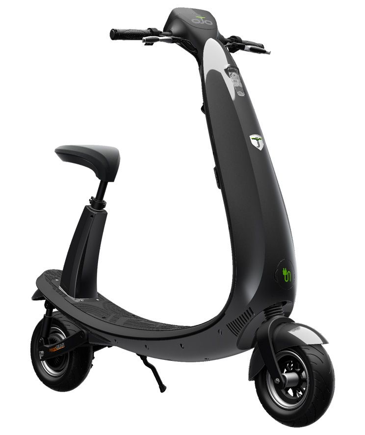 Ojo Commuter Scooter Escooter Electric For S E Motorised