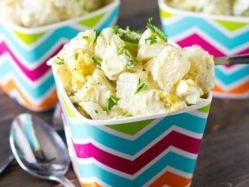 Whole30 Potato Salad