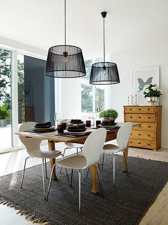 muebles: combinar madera de roble y blanco? | Roble, Decorar tu casa ...
