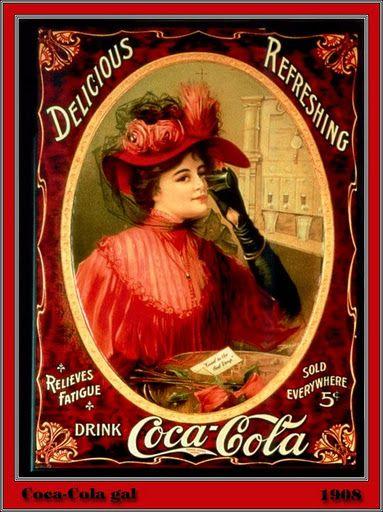 Imagenes antiguas cocacola para imprimir frases e imagenes coca cola vintage coca cola y - Carteles publicitarios antiguos ...