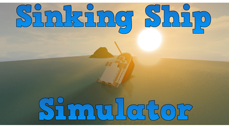 Sinking Ship Simulator v1.0.1 ROBLOX Roblox