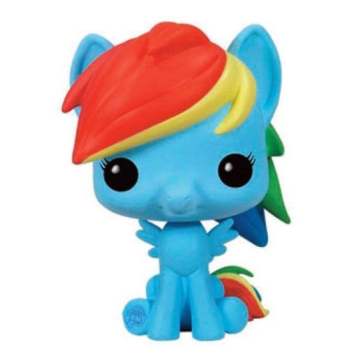 Mein kleines Pony Rainbow Dash Pop VinylFigur  Products