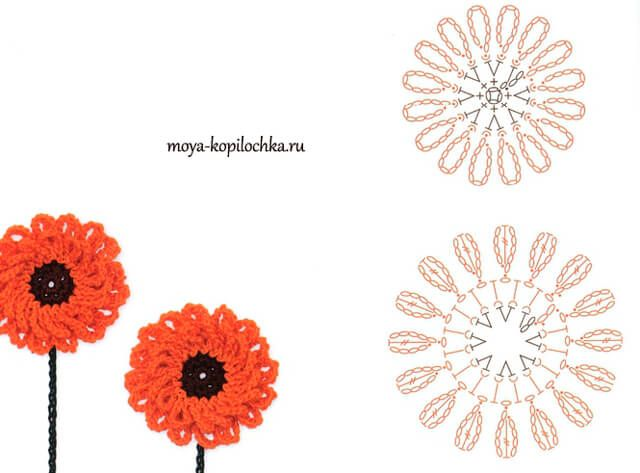 Más Patrones De Flores Y Hojas Para Fieltro: Hermosa Colección De Más De 60 Patrones De Flores, Hojas