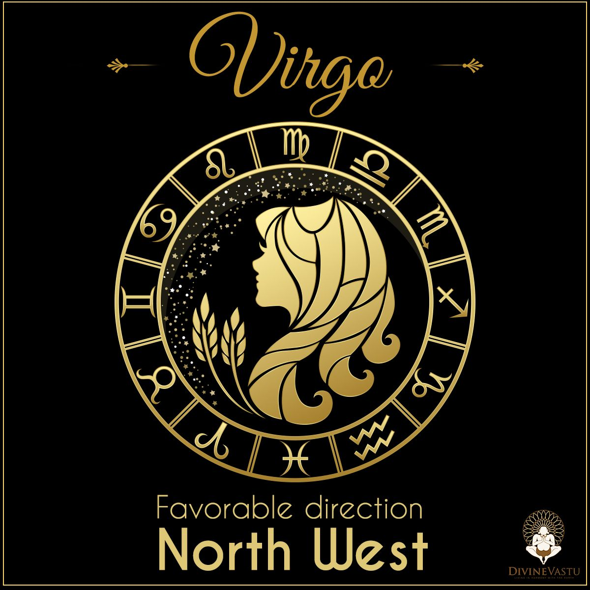 Buying Or Building A House In The North West Direction Ensures Good Health And Life Security For A Virgo For Better Results You May Virgo Zodiac Virgo Zodiac