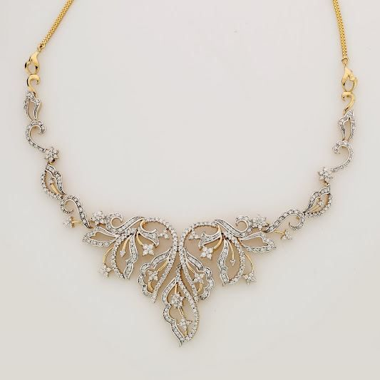 f868028ccc8eb Gold and Diamond jewellery designs: gitanjali jewels beautiful ...