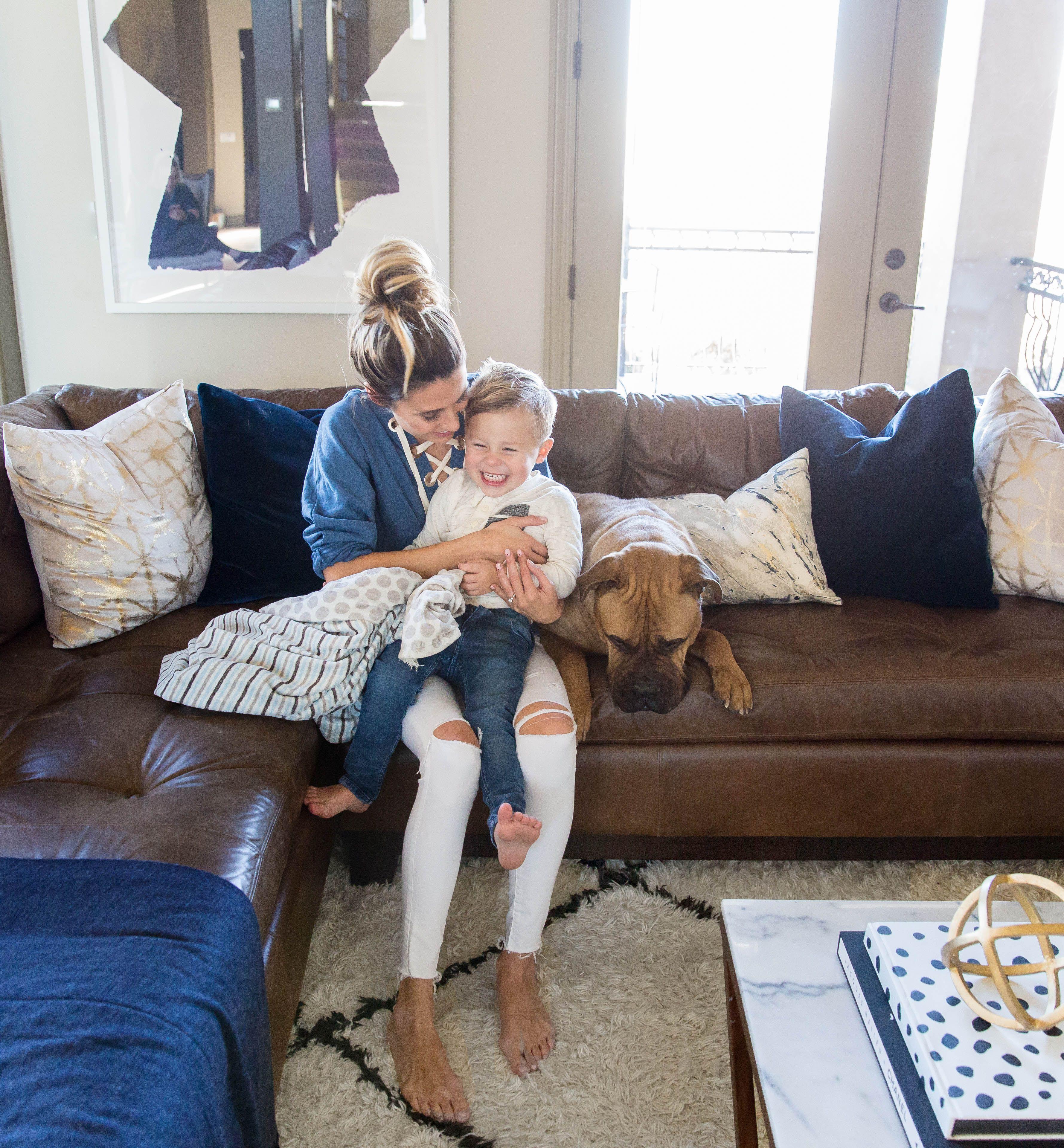 HelloFashionBlog: Living Room Makeover Reveal