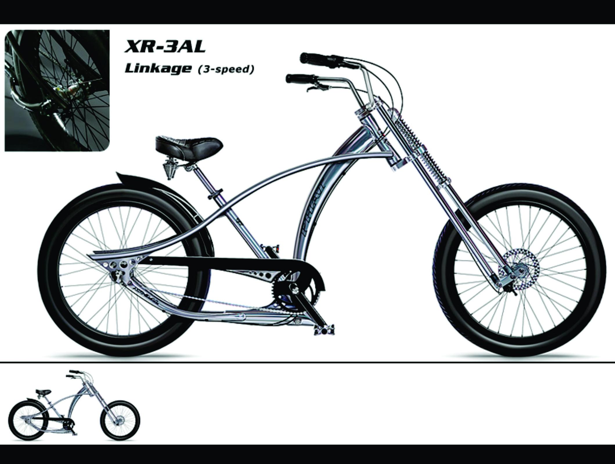 Phatcycles Xr 3al Linkage