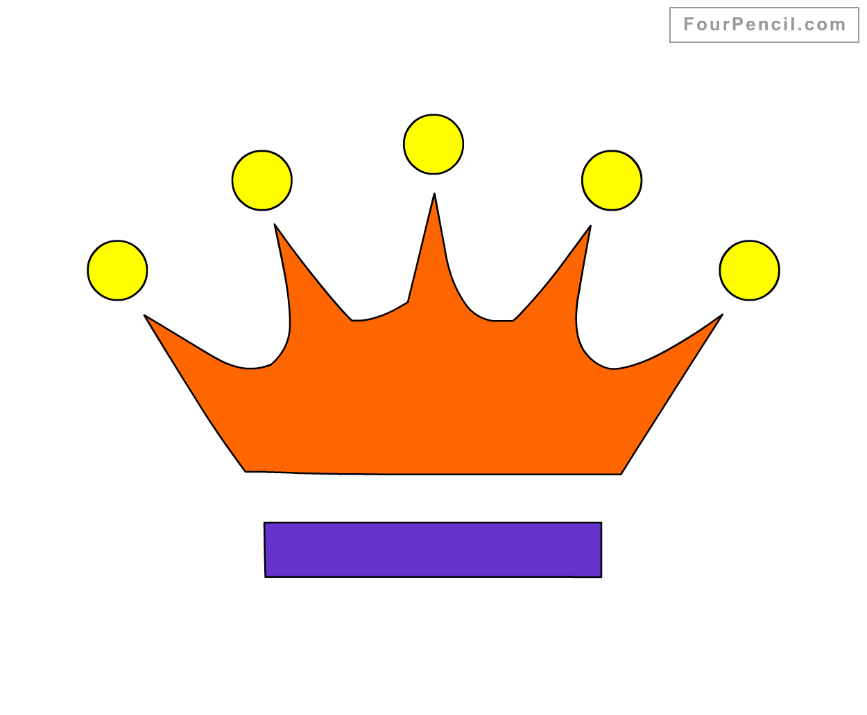 How To Draw Queen For Kids Step By Step Drawing Tutorial, Draw Queen For  Kids