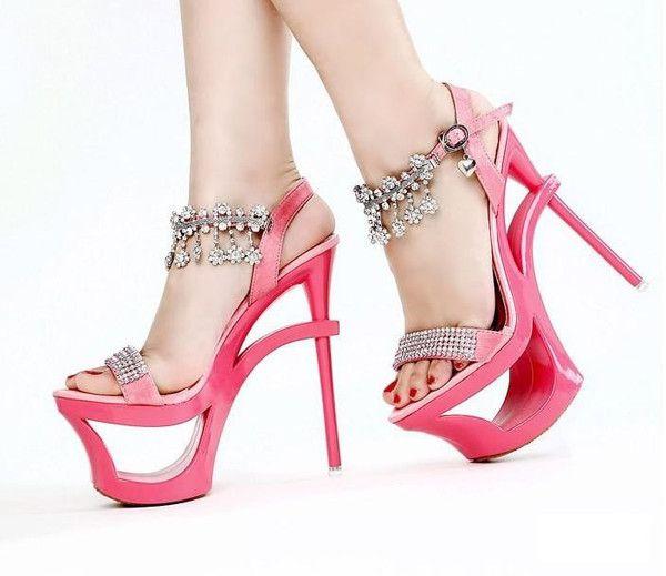 WOmens Open Toe High Stiletto Heels slingbacks Sandals Velet Rhinestone shoes