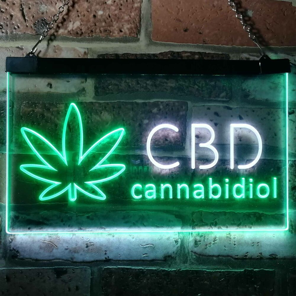 ADVPRO CBD Sold Here Medical Cross Indoor Dual Color LED Neon Sign White /& Green 16 x 12 Inches st6s43-i3083-wg