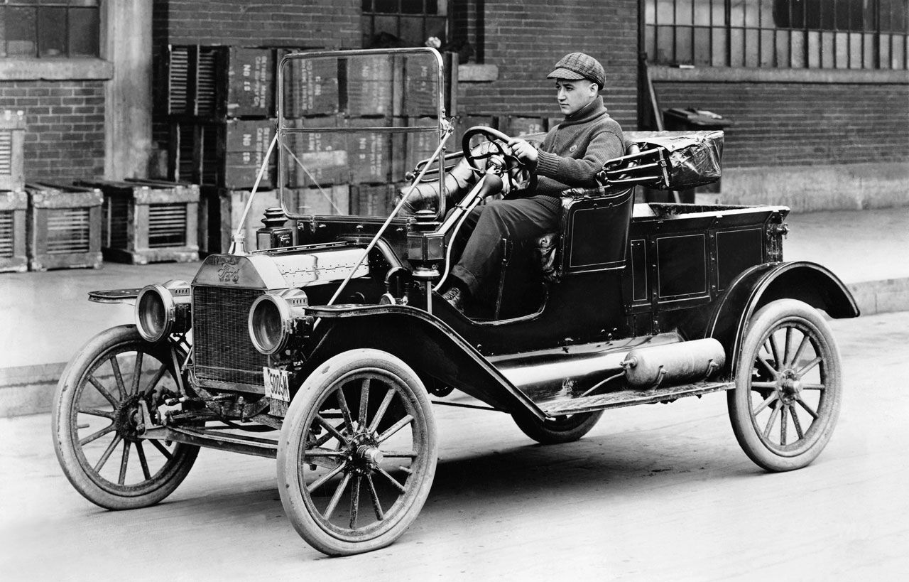Positive aspect the ford model t an automobile produced by henry ford s ford motor