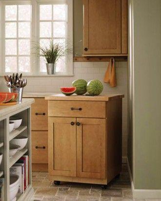 See The Floating Island Martha Stewart Living Maidstone Kitchen
