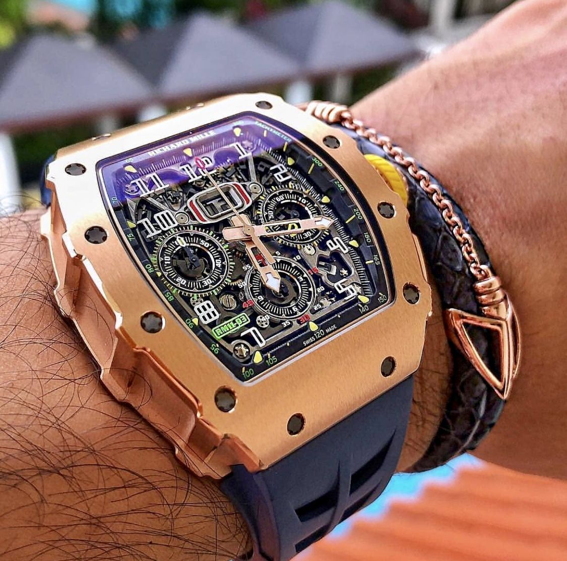 Richard Mille RM11-03 $115,000 | Luxury watches for men, Richard mille  watches men, Vintage watches for men