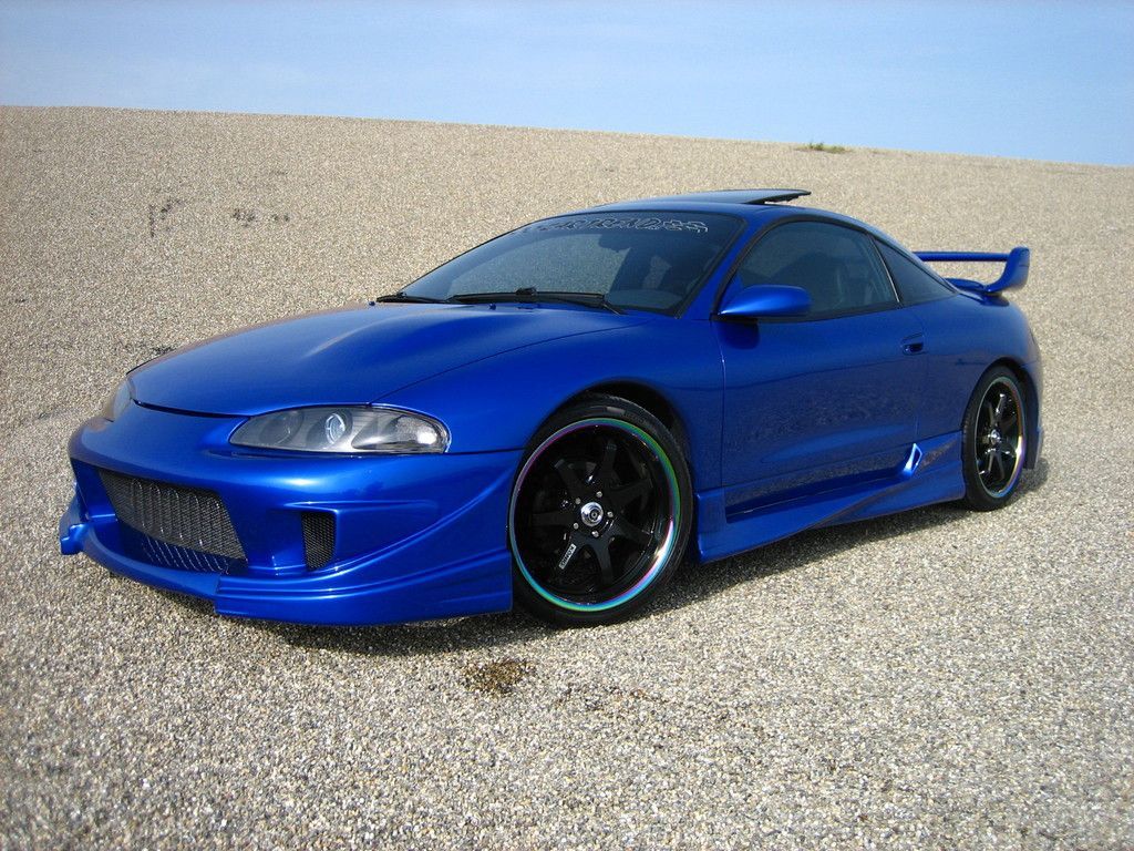 Ahh My Dream Car In Hs An Eclipse Spyder Gst This One Hens To Be A Very Nice 95 With 589 Hp Drool