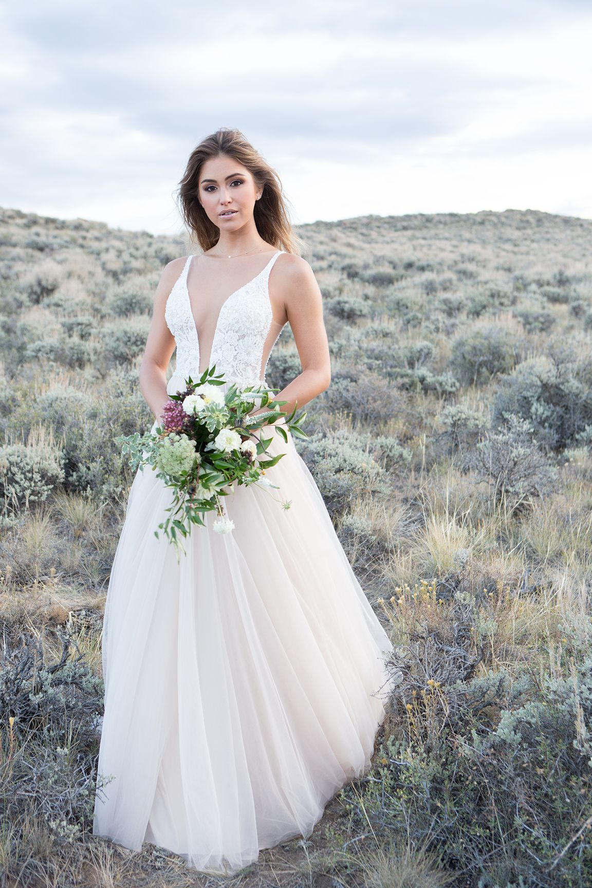 Allure Bridals 9500 | WEDDING | Pinterest | Allure bridal, Wedding ...