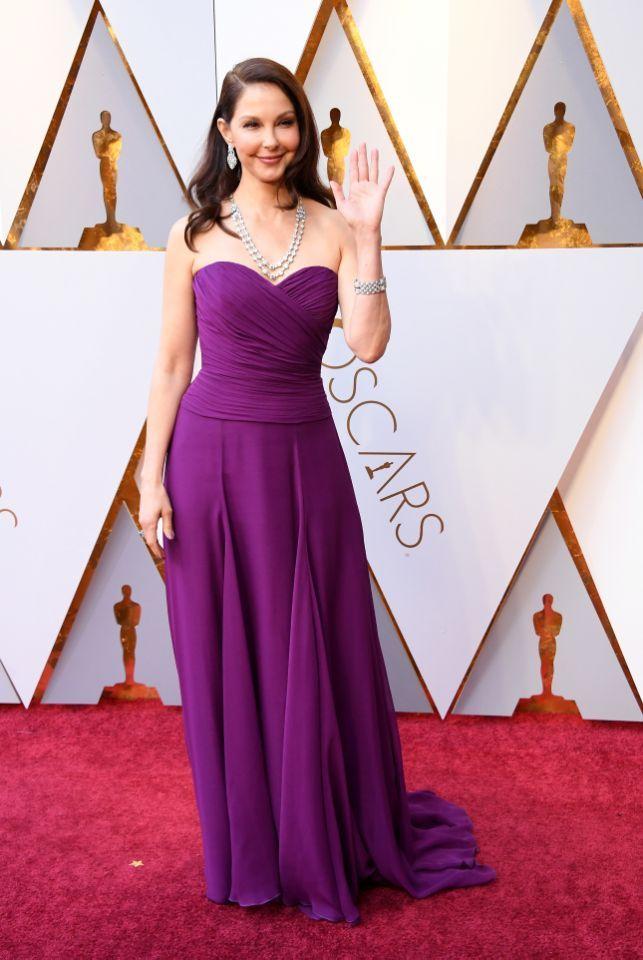 Oscars 2018: Die schönsten Kleider der 90. Academy Awards ...