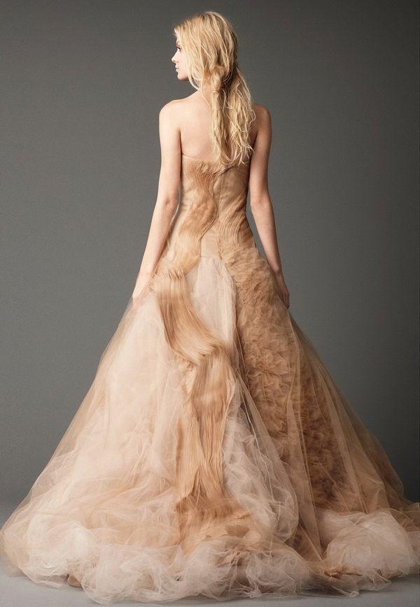 733d0c4d624e Vera Wang Fall 2012 Bridal Collection | Trending Weddings | Wedding ...