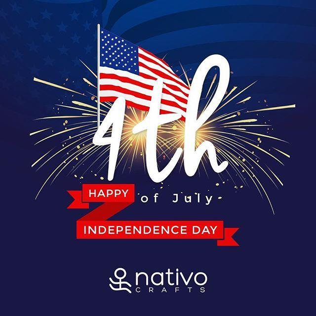 Happy 4th of July! Celebrate #IndependenceDay with color, joy and family! | ¡Feliz 4 de julio! Celebra el Día de la Independencia de Estados Unidos con color, alegría y familia