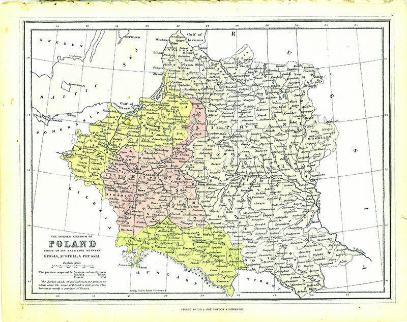 picture about Printable Map of Poland known as Typical map of Poland MAPS Traditional maps, Map, Imagine bins
