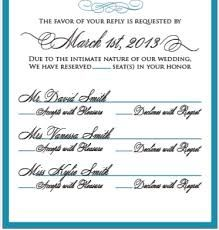 Image Result For Rsvp Wording No Plus One My Happily Ever After