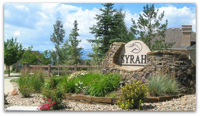 Flying Horse Colorado Springs Flying Horse Village Of Syrah Syrah El Paso County Colorado