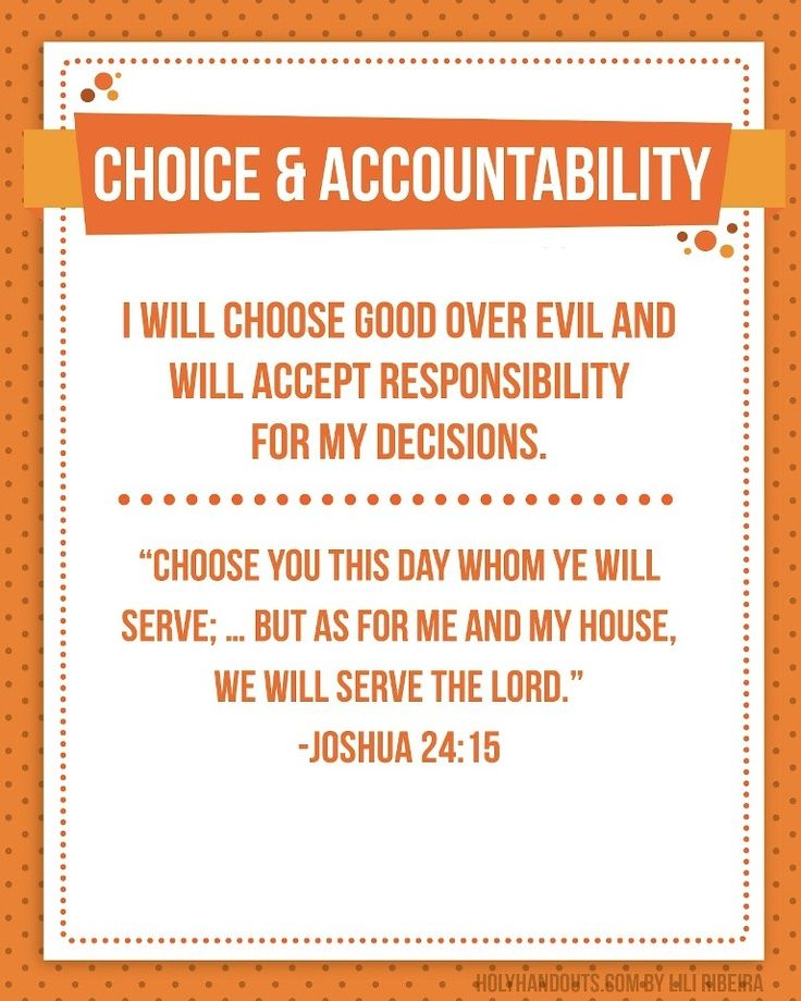 Pin On Accountability