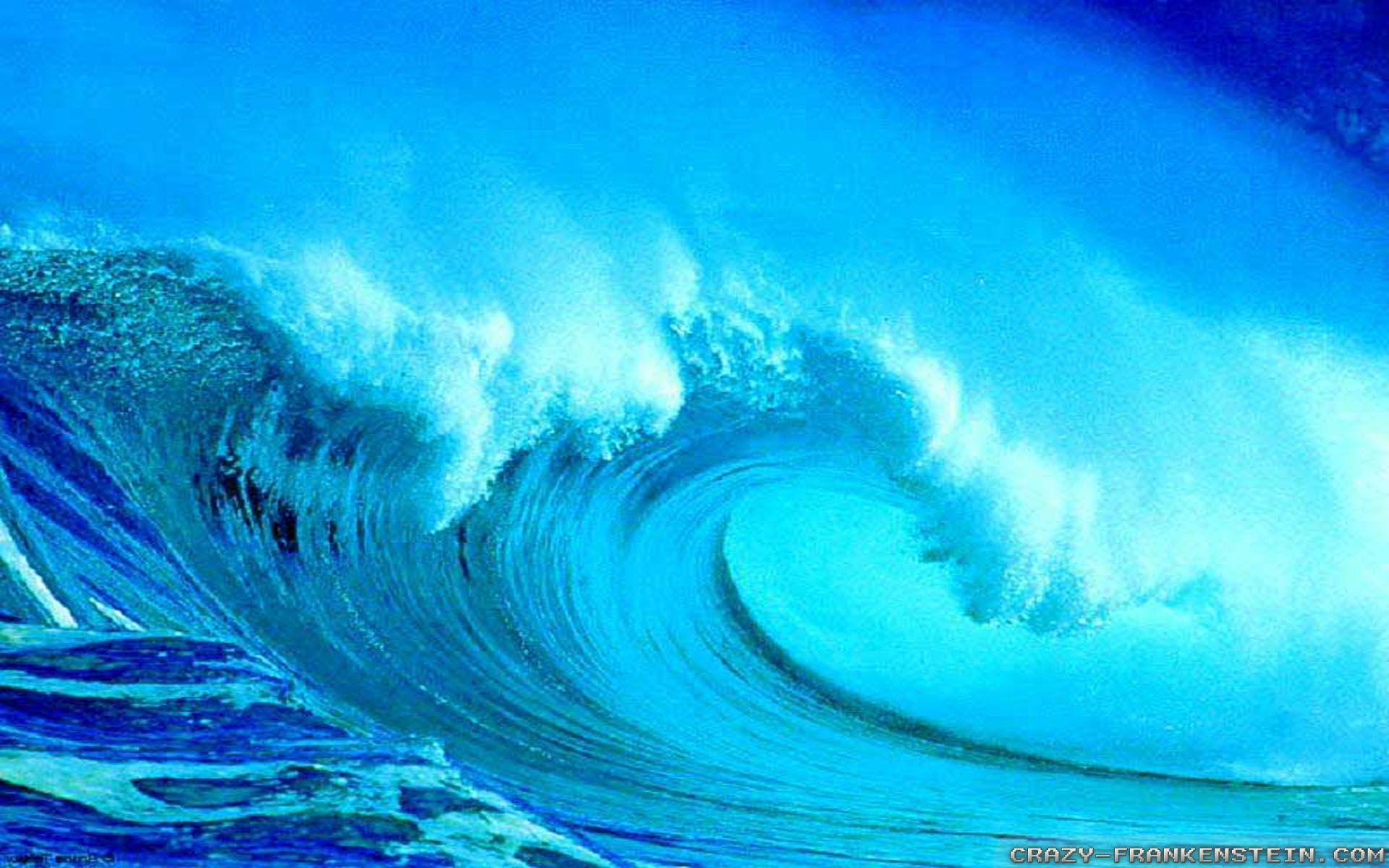 HD Wallpapers Ocean Wave Images For Desktop, Free