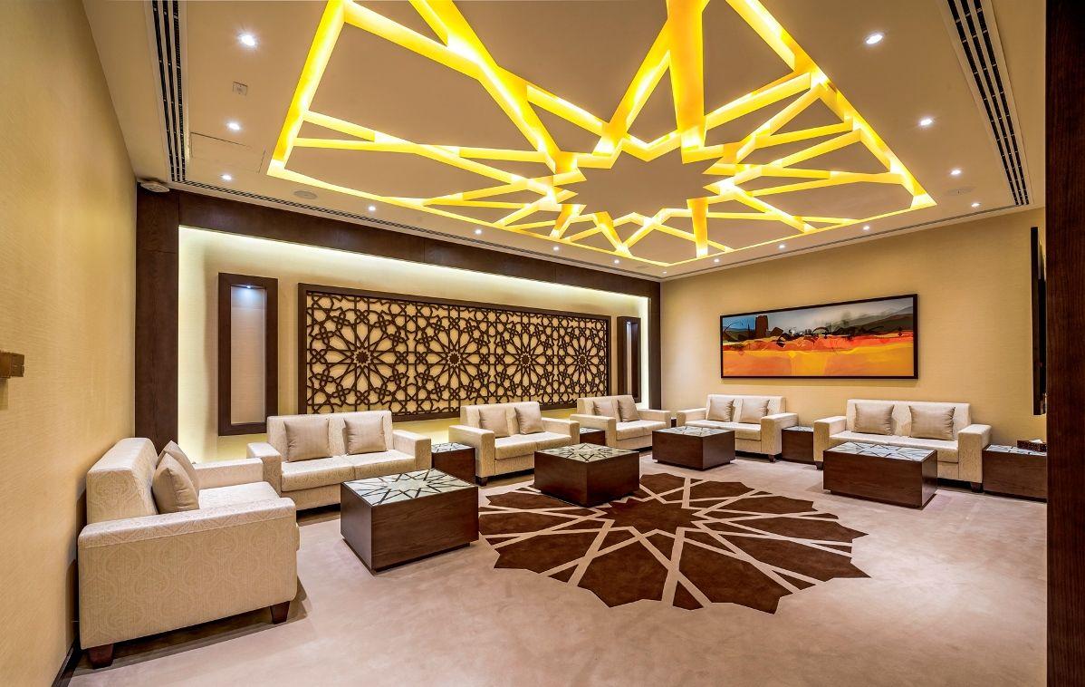 VIP Lounge Abu Dhabi Airpor에 있는 Reyami Hospitality