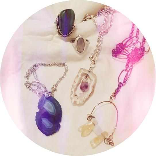 Benefits of wearing crystal jewelry -wonderfullywitchy ...