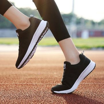 women breathable mesh sneakers lightweight athletic