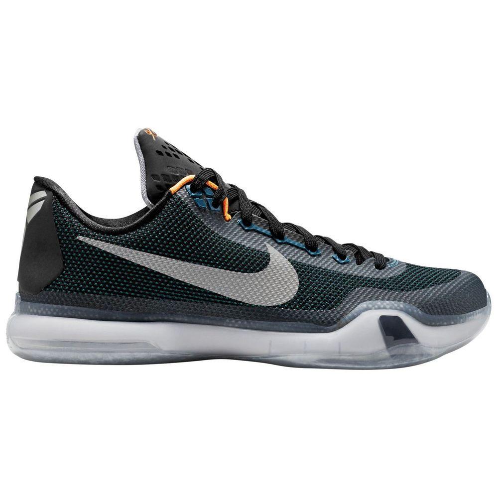 617a81b3824a Nike KOBE X Flight Teal Bright Citrus White Black 705317-308 sz 8-13  Beethoven