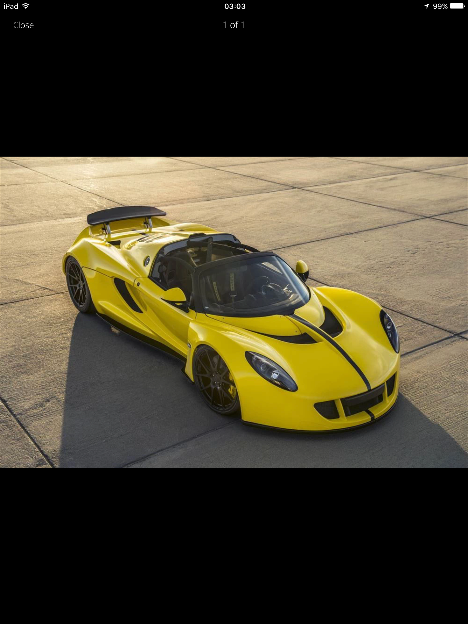 Hennessy Venom Gt Spyder It Has 1451 Hp And 7 Liter V8 Top Speed Of 265 Mph American Made Hennessey Venom Gt Hennessey Expensive Cars