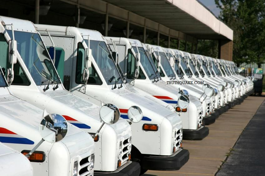 Mailman Jokes Service Truck Fleet Usps Mail Vehicles Postmaster
