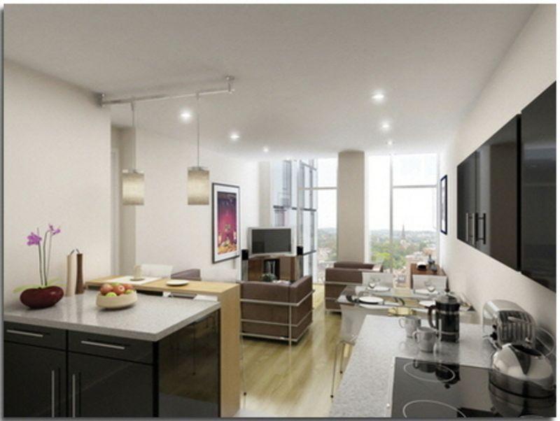 Desain interior kitchen set apartemen minimalis di bekasi also rh pinterest