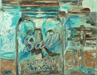 Susan Dahlin Bashford - Sold Work