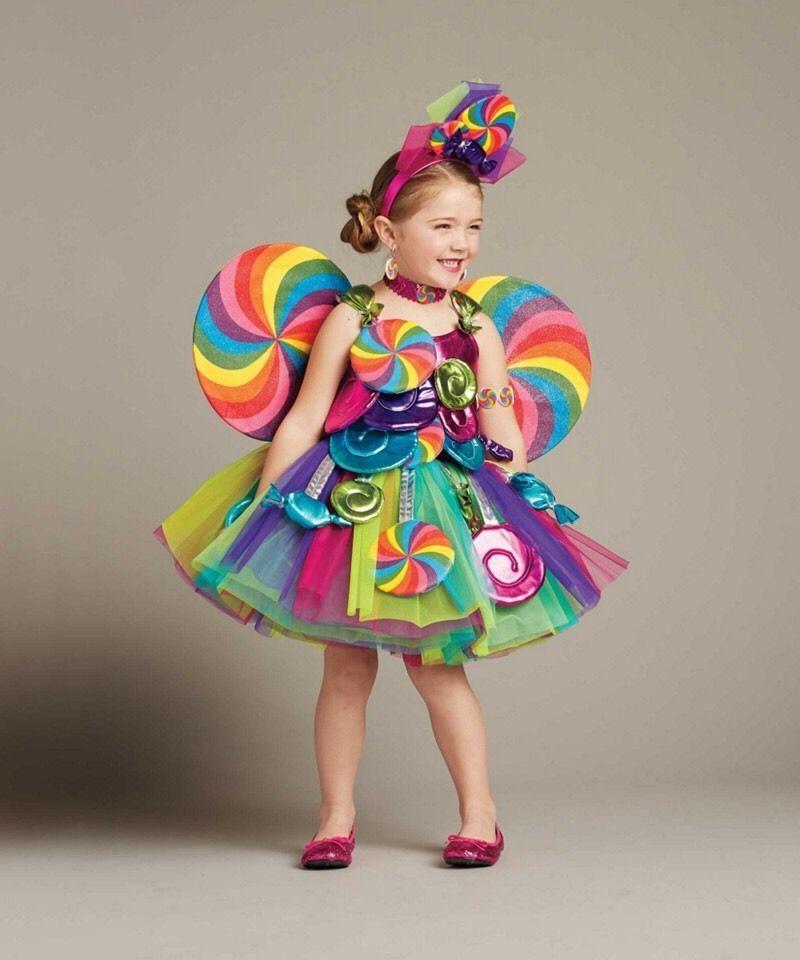 316969ee7429e Chasing Fireflies Candy Princess Costume