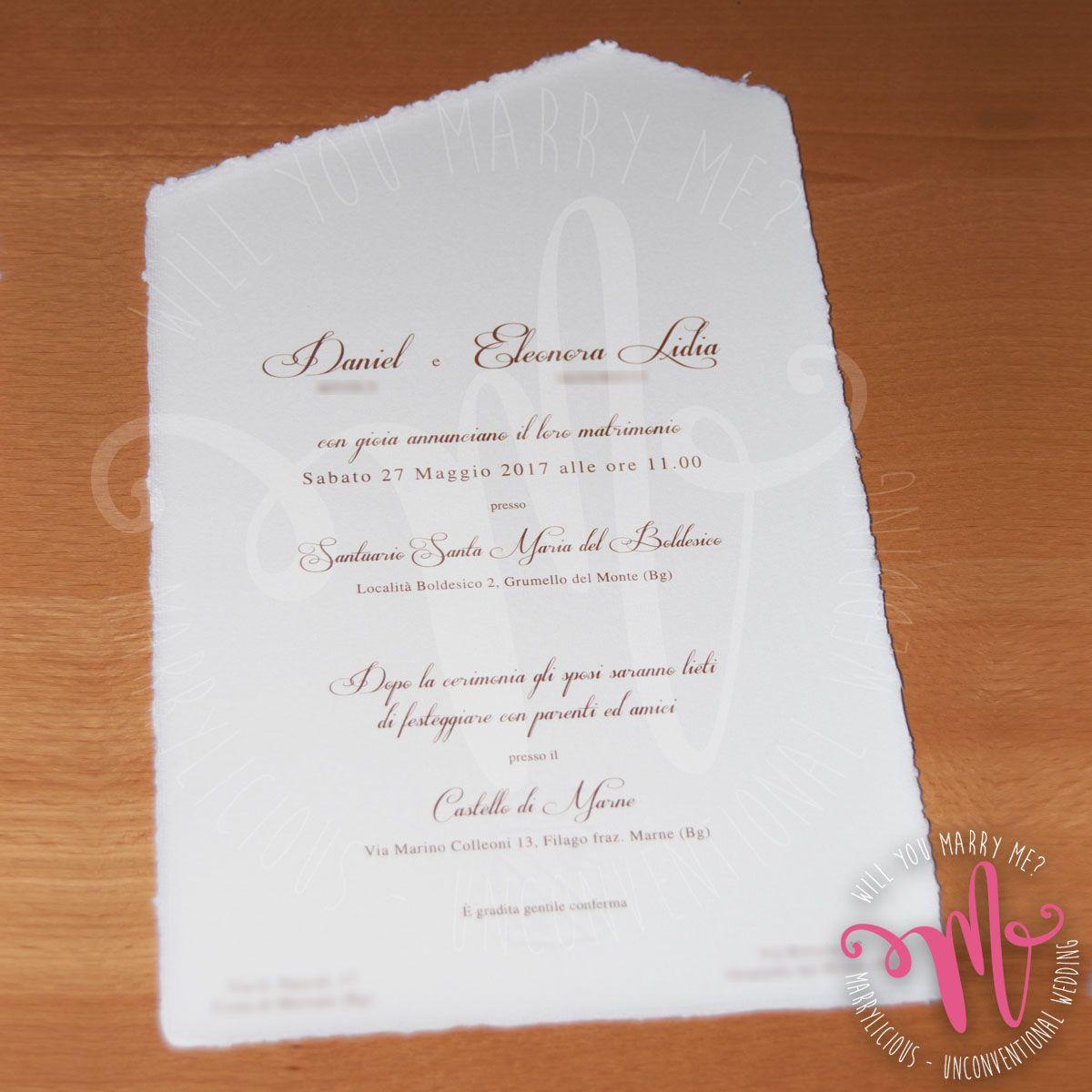 Partecipazioni Matrimonio Carta Amalfi.Come Nella Favola Di Daniel Ed Eleonora Matrimoni A Tema Disney