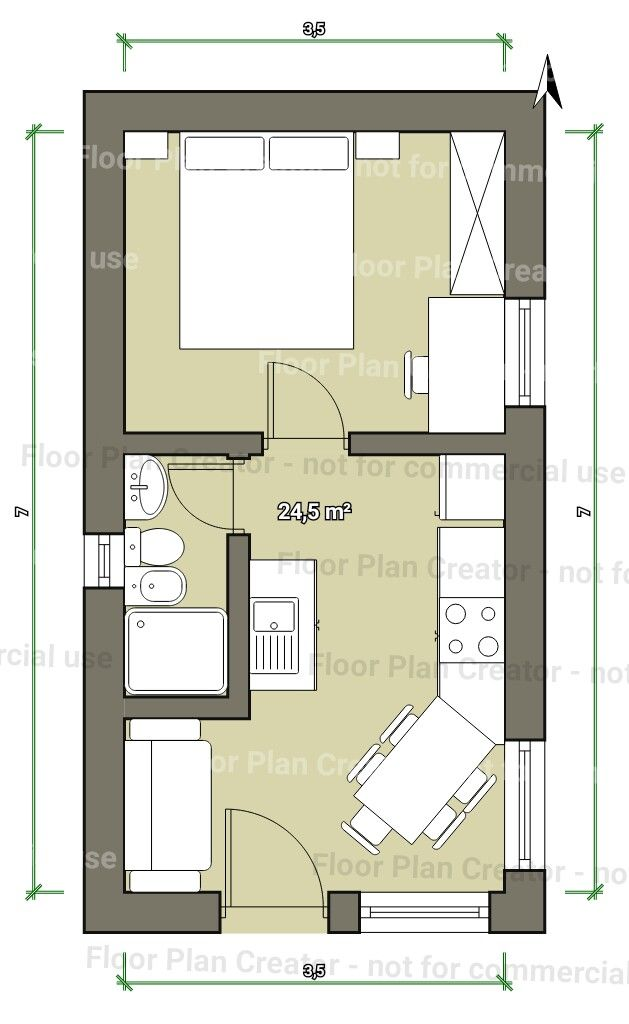 Pin By Femme On House In 2018 Casas Casas Pequenas Planos - Planos-de-casas-pequeas