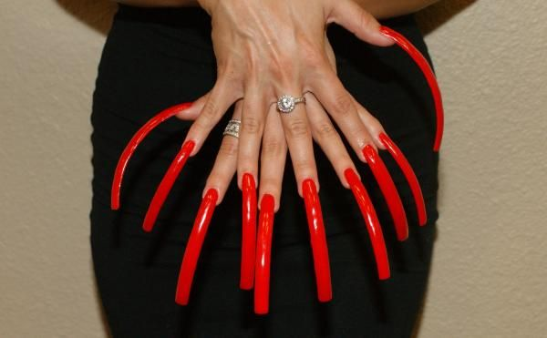 Extra Long Nails Shilly Beauty Care
