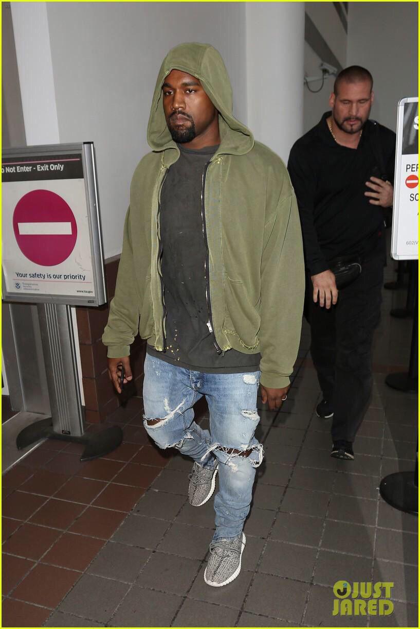 a97639571e3cf1 Kanye West wears Haider Ackermann